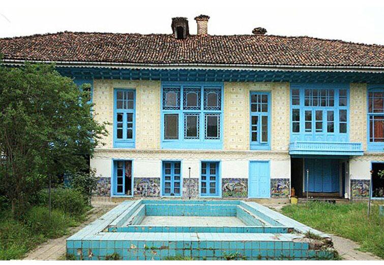 خانه تاریخی تقی خان صوفی